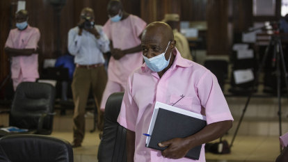 'Hotel Rwanda' hero was tricked onto plane to Rwanda to face terror charges