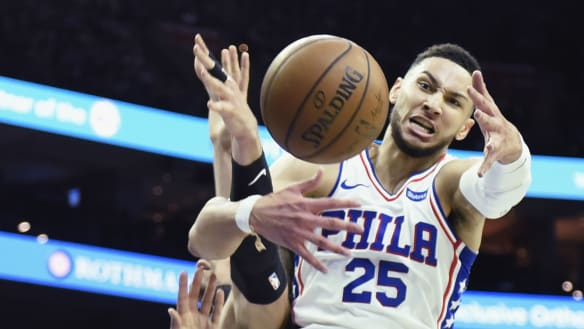 Simmons and 76ers extend NBA win streak
