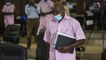 Man who inspired 'Hotel Rwanda' film found guilty of terrorism-related charges