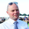 Trainer Dunn fined after assault inquiry