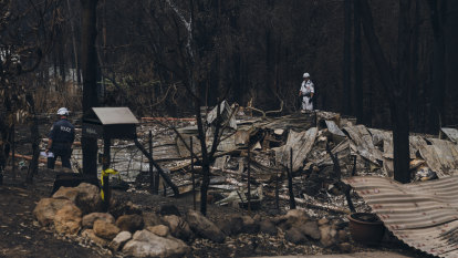 Caution required when gauging economic impact of fires