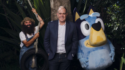 Aunty's accidental MD: how David Anderson rose to the top of the ABC