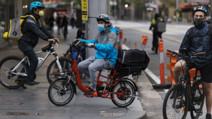 Tax cuts in the budget as job figures show strength of gig economy