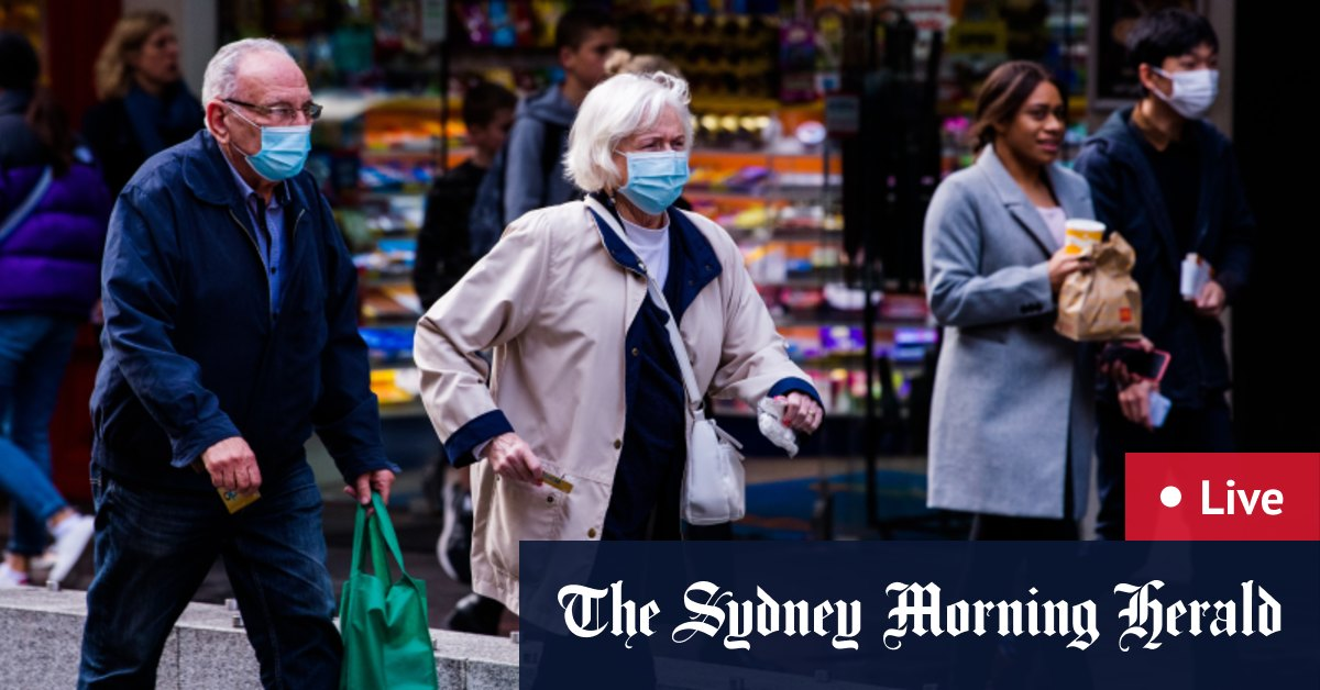 Australia news LIVE: NSW records 10 new local COVID-19 cases as masks become compulsory across Greater Sydney