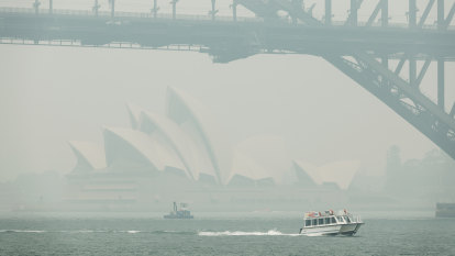 'New situation': Record 81 days of bad air quality in Sydney