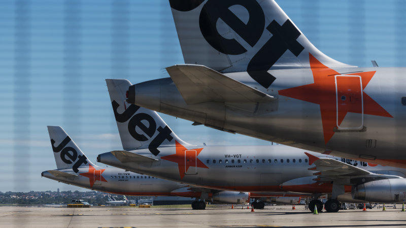 Jetstar blamed for Melbourne passengers leaving Sydney airport without COVID screening – Sydney Morning Herald