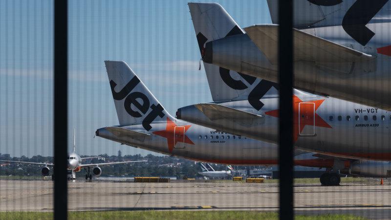 Sydney Airport flight bungle 'not a Ruby Princess' rerun, says Jetstar