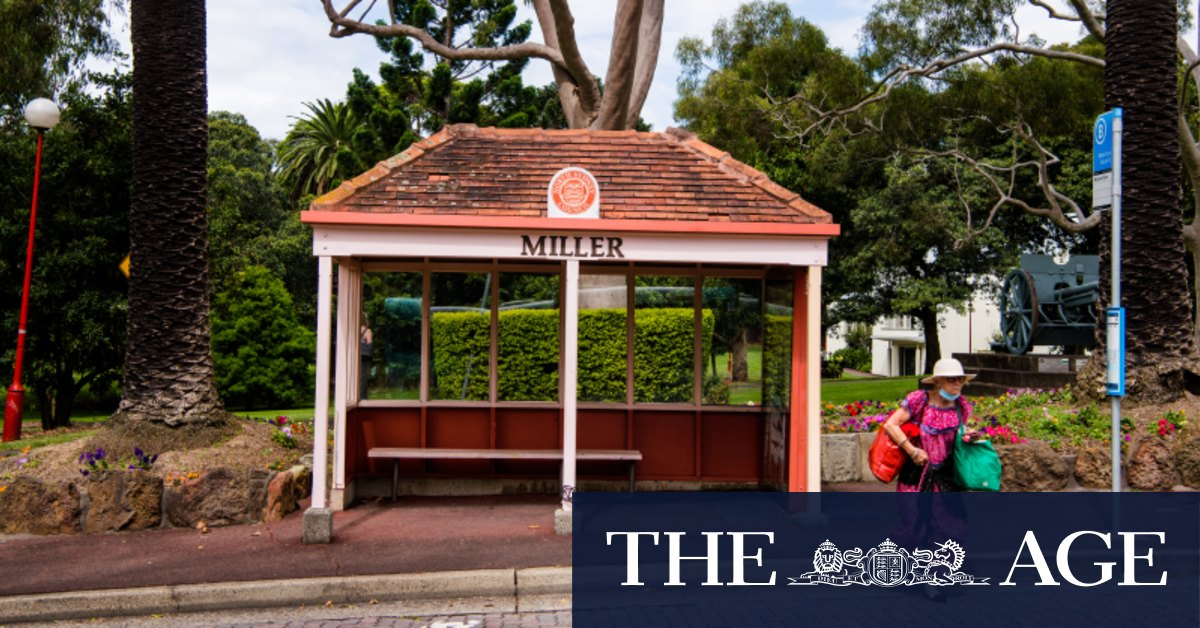 Sydney's strangest heritage buildings include bus shelters, public toilets and sewersLoading 3rd party ad contentLoading 3rd party ad contentLoading 3rd party ad contentLoading 3rd party ad content