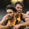 Hawks fully support Wingard: Stratton