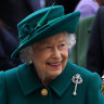 Queen seen to be green as royals push for action at climate summit