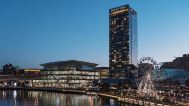 The Sofitel Sydney Darling Harbour could be the home of a new helipad.