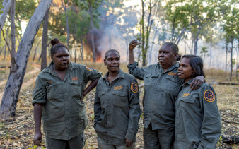 Fire Keepers of Kakadu is as uplifting as it is fascinating.
