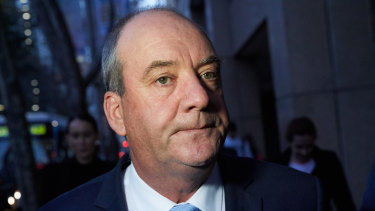 Disgraced former MP Daryl Maguire.