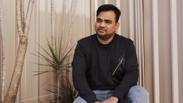 Paresh Davaria is a 7-Eleven franchisee and gave evidence before the Senate inquiry.