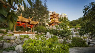 This year is the 30th anniversary of theChinese Garden of Friendship in Sydney's Darling Harbour.