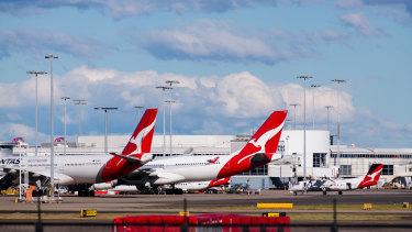 Qantas will resume six international flight routes on December 18.
