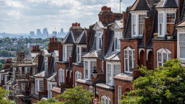 The bank's asset management arm will buy, develop and operate multi-family housing complexes in London and other UK cities.