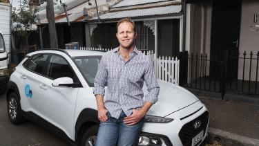 Will Davies, Founder Car Next Door.