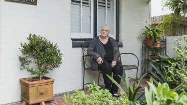 "Sue Templeman is worried ""extraordinarily shallow"" tunnelling beneath her Federation home will damage the property."