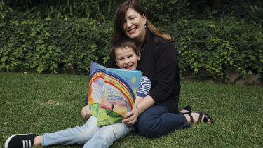 Sydney mum Louise Cummins will have her book, A different kind of brilliant, implemented in schools as a tool for teachers and kids.
