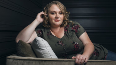 Danielle Macdonald, photographed in Sydney on June 6, 2019.