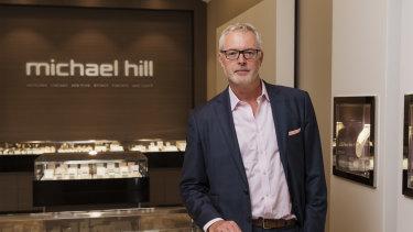 Michael Hill's CEO Daniel Bracken has promised to reimburse staff.