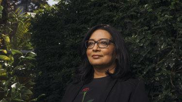 Greens senator Mehreen Faruqi.