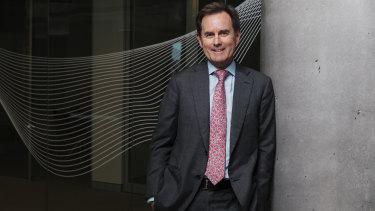 Clean Energy Finance Corporation chief executive Ian Learmonth.