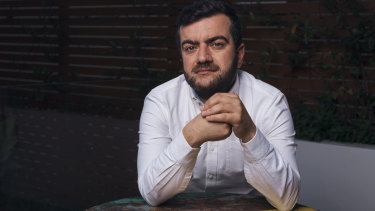 """I thought I was smarter than them, and in hindsight I let myself get used"": former Labor senator Sam Dastyari."