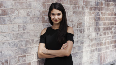 Melanie Perkins started Canva from her mother's lounge room.