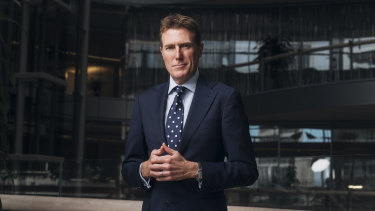 Attorney-General Christian Porter has been drafting a religious discrimination bill.