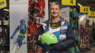 Chief executive Olivier Robinet says Decathlon brought something new to the market.