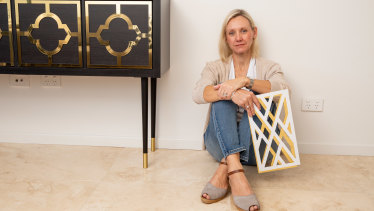 Kylie Hughes is engaged in a trademark battle with Ikea.