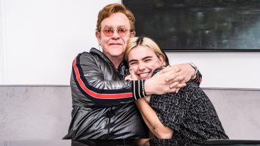 Elton John picked Supalonely as a global smash.