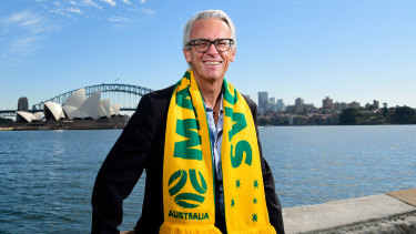 "Time to pay: FFA chief executive David Gallop says there are ""performance hurdles"" in Wellington's temporary A-League licence which must be cleared."