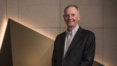 Graham Tuckwell has returned to Australia permanently and is investing in companies that will make it easier for investors to compare exchange-traded funds.
