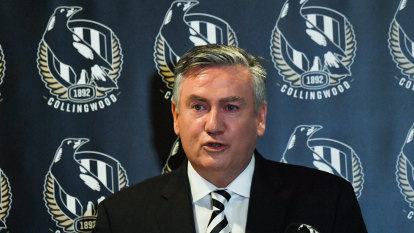 'Inevitable': The end of Eddie's reign at Collingwood