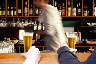 Excessive alcohol consumption does bring a range of difficult social problems.