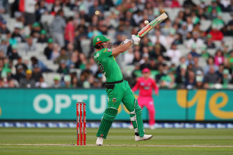 Marcus Stoinis is in top form in  the BBL but getting into the Australian T20 team as an opener isn't easy.