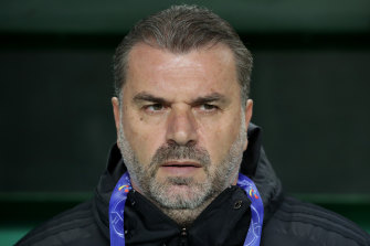 Former Socceroos coach Ange Postecoglou may have to split his Yokohama F. Marinos squad in two, with their J.League and AFC Champions League commitments set to collide.
