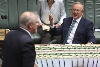 The coming federal election will be a battle of scare campaigns, with as few substantive policies as possible.