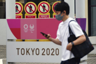 People from more than 200 nations and territories are set to arrive in Japan for the Olympics.