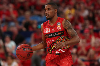 Perth Wildcats star Bryce Cotton has been named as the NBL's 2019-20 MVP.