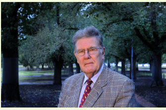 David Jones, then Special Investigations Monitor, in 2010.