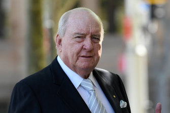 A  Sky News clip of Alan Jones that spoke about the spread of the latest strain of coronavirus in India caused the strike that led to a suspension.