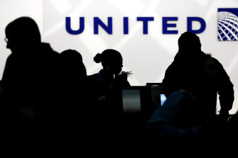 United workers in customer-facing roles such as flight attendants and gate agents, who are exempt from its vaccination mandate, will be on extended leave until the pandemic appears to be over.