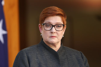 """Foreign Minister Marise Payne will decide on a """"case-by-case"""" basis whether controversial Confucius Institutes at 13 Australian universities will be allowed to continue their operations."""