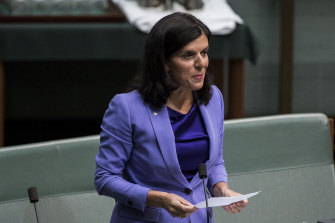 Julia Banks MP revealed this week that a current cabinet minister groped her leg at a function in the Prime Minister's office.