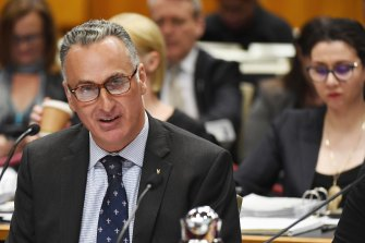 Drummoyne MP John Sidoti stepped down from the front bench in September.