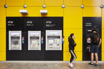 Commonwealth Bank shares hit a record high $98.845 this morning.